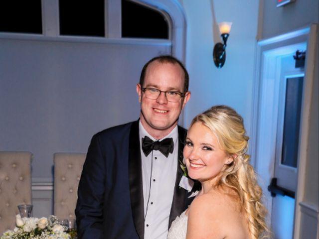 David and Dana's Wedding in Rye, New York 16