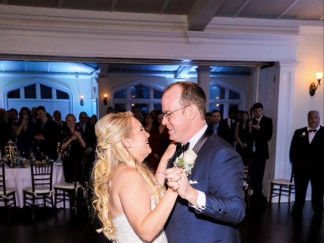 David and Dana's Wedding in Rye, New York 18