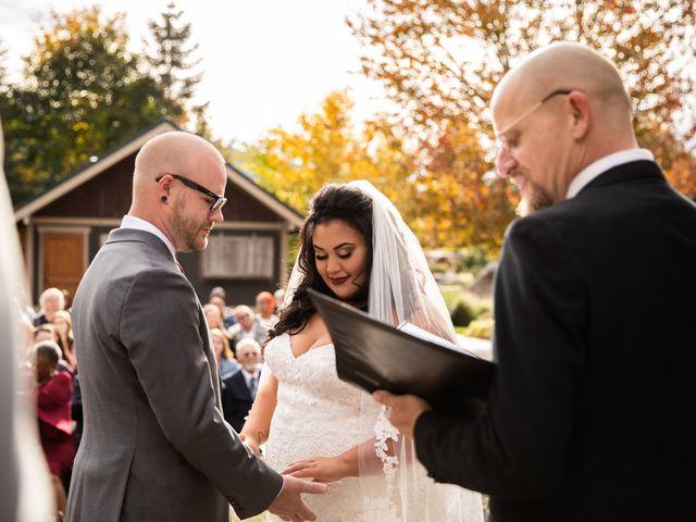 Chelsy and Dan's Wedding in Monroe, Washington 1