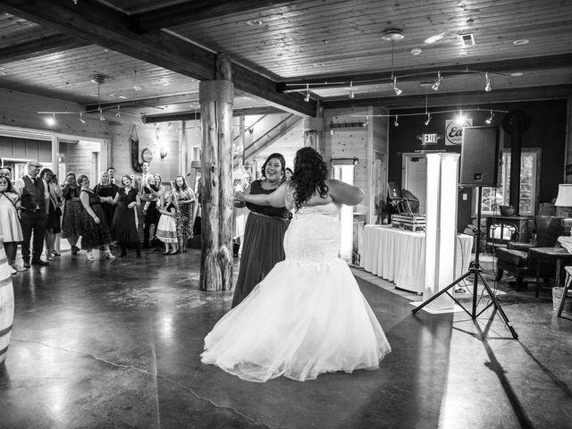 Chelsy and Dan's Wedding in Monroe, Washington 2