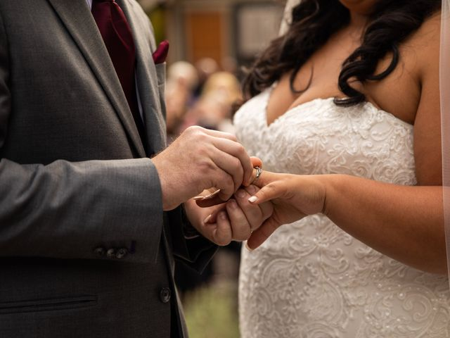 Chelsy and Dan's Wedding in Monroe, Washington 9