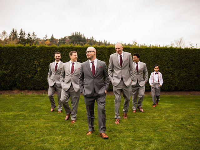 Chelsy and Dan's Wedding in Monroe, Washington 16