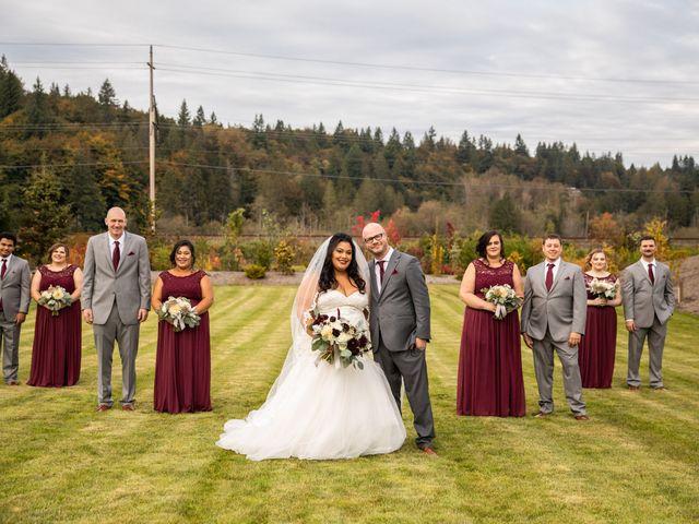 Chelsy and Dan's Wedding in Monroe, Washington 21
