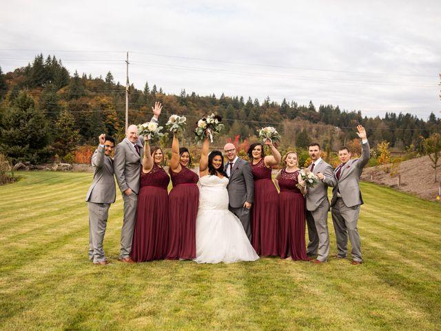 Chelsy and Dan's Wedding in Monroe, Washington 22