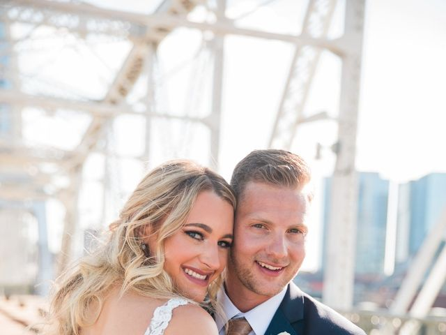 Jacob Courtright and Sabrina Madson's Wedding in Nashville, Tennessee 33
