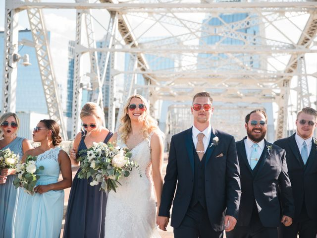 Jacob Courtright and Sabrina Madson's Wedding in Nashville, Tennessee 35