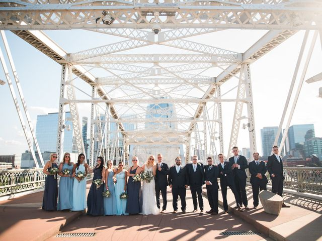 Jacob Courtright and Sabrina Madson's Wedding in Nashville, Tennessee 36
