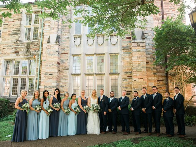 Jacob Courtright and Sabrina Madson's Wedding in Nashville, Tennessee 55