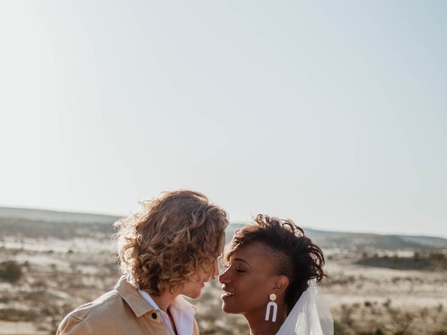 Mathew and Jewell's Wedding in Sedona, Arizona 4