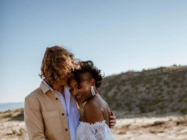Mathew and Jewell's Wedding in Sedona, Arizona 6