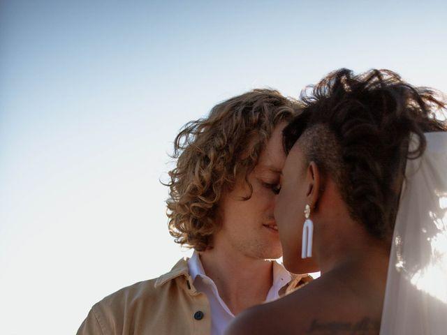 Mathew and Jewell's Wedding in Sedona, Arizona 12