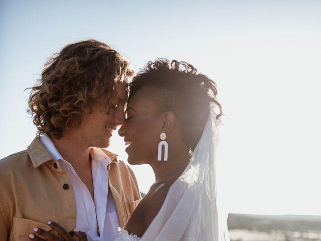 Mathew and Jewell's Wedding in Sedona, Arizona 15