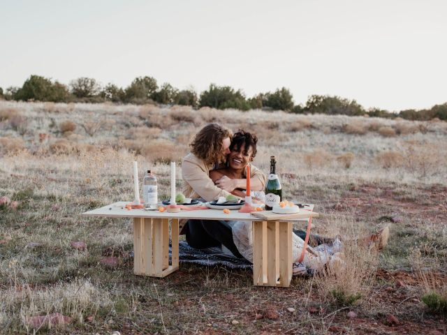 Mathew and Jewell's Wedding in Sedona, Arizona 24