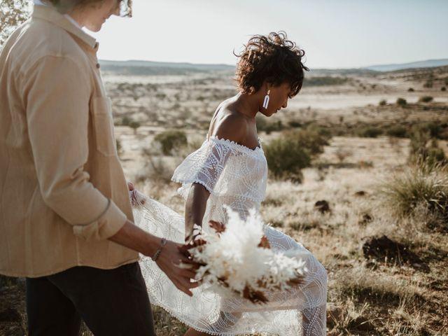 Mathew and Jewell's Wedding in Sedona, Arizona 2