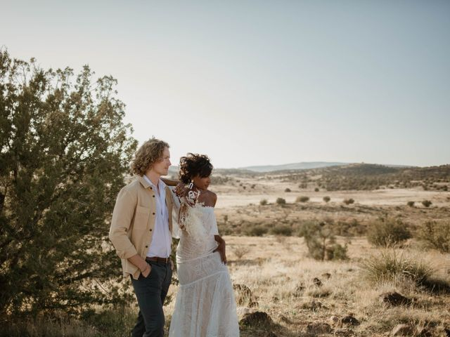 Mathew and Jewell's Wedding in Sedona, Arizona 29