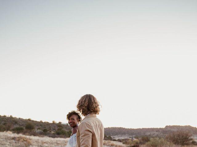 Mathew and Jewell's Wedding in Sedona, Arizona 35