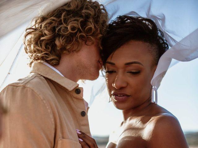 Mathew and Jewell's Wedding in Sedona, Arizona 40