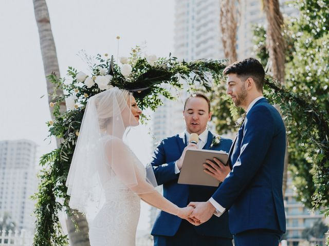 Kevin and Dwyer's Wedding in Fort Lauderdale, Florida 45