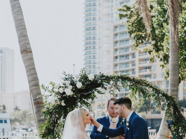 Kevin and Dwyer's Wedding in Fort Lauderdale, Florida 46