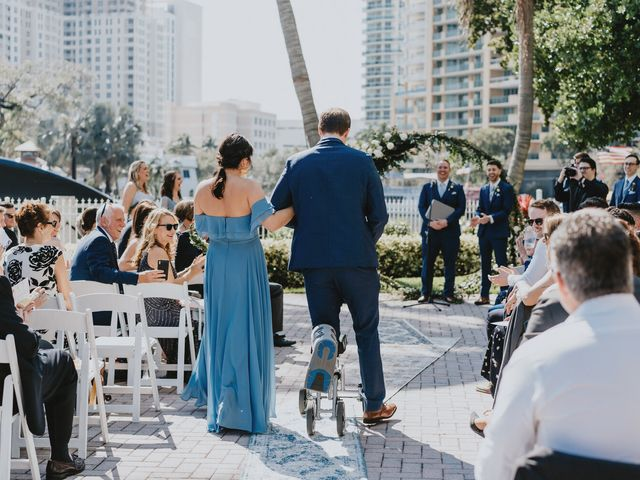 Kevin and Dwyer's Wedding in Fort Lauderdale, Florida 58