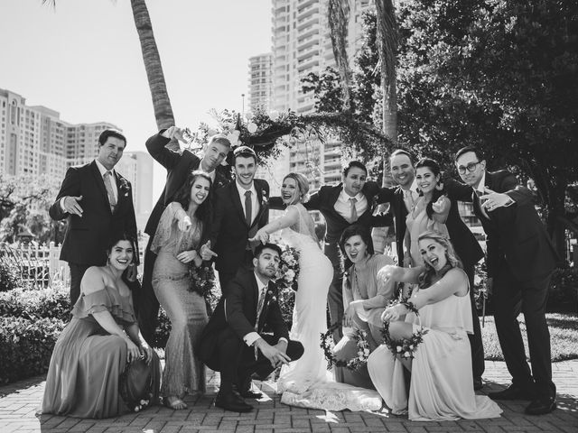 Kevin and Dwyer's Wedding in Fort Lauderdale, Florida 106