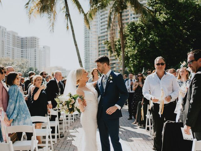Kevin and Dwyer's Wedding in Fort Lauderdale, Florida 109