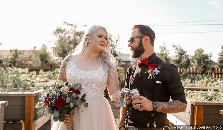 Taylor and Tyler's Wedding in Anaheim, California