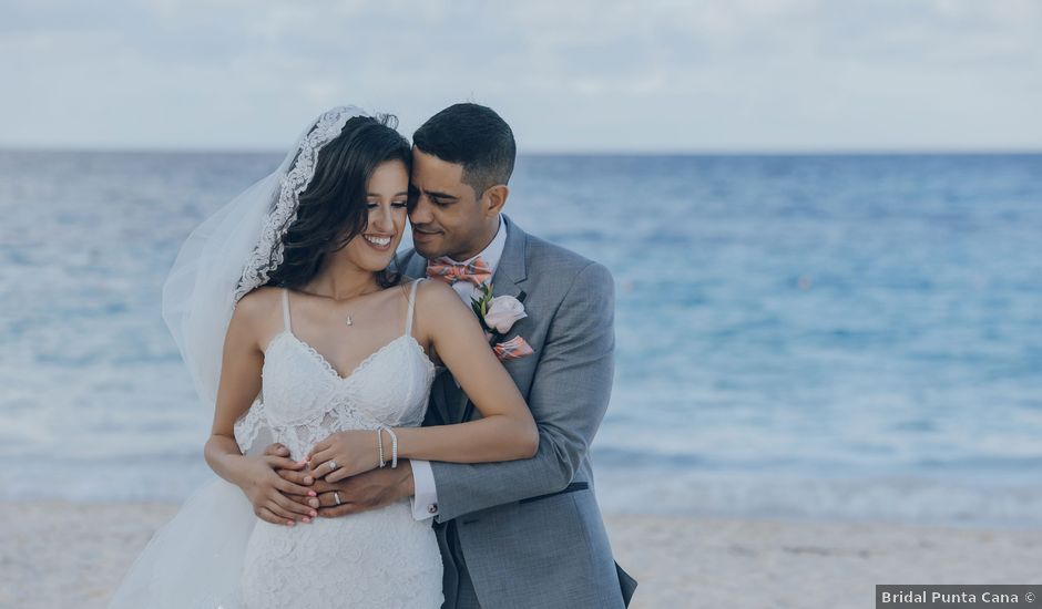 Pedro and Danielle's Wedding in Punta Cana, Dominican Republic
