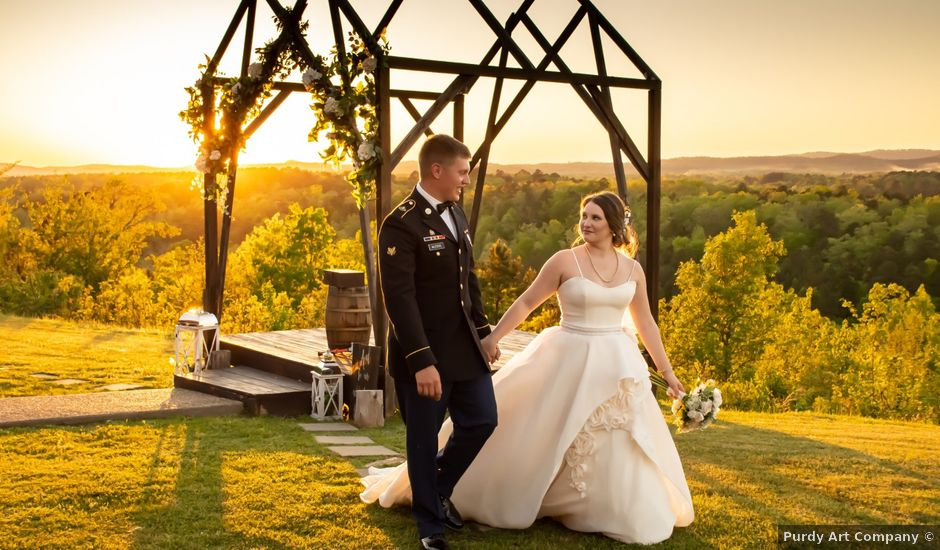 Will and JoAnn's Wedding in Royal, Arkansas