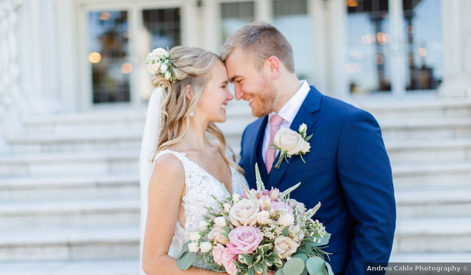Matt and Sara's Wedding in Bedford, Virginia