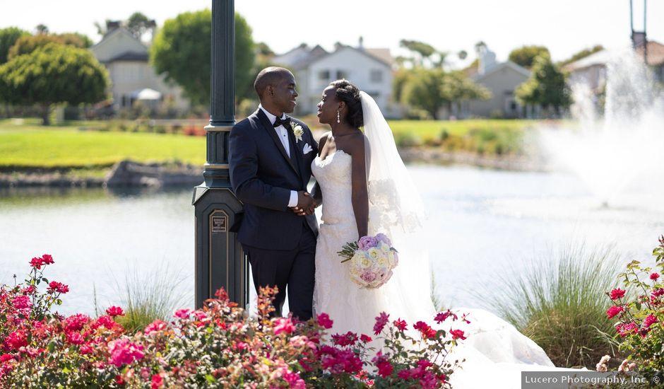 Lea and Patrick's Wedding in Huntington Beach, California