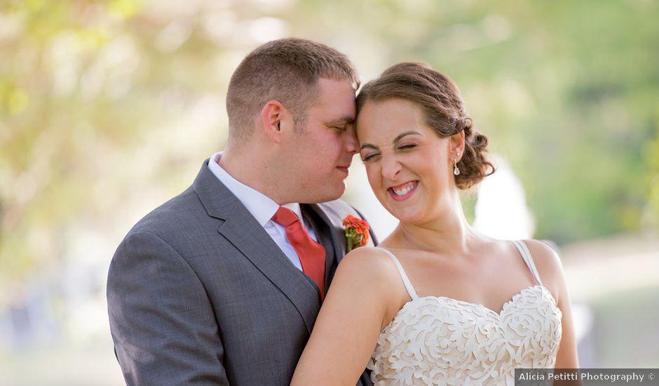 Sarah and John's Wedding in Topsfield, Massachusetts
