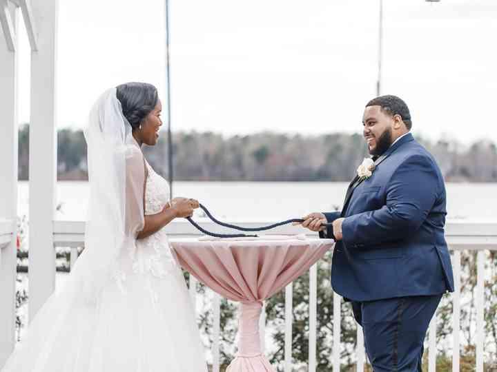 The wedding of Chelsey and Jonathan