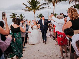 Larry and Amanda's Wedding in Marathon, Florida 24