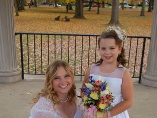 The wedding of Christina and Mike 3