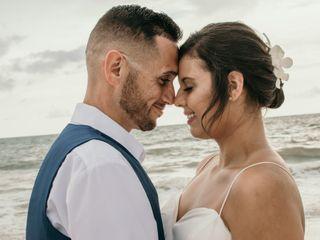 The wedding of Matthew and Jessica
