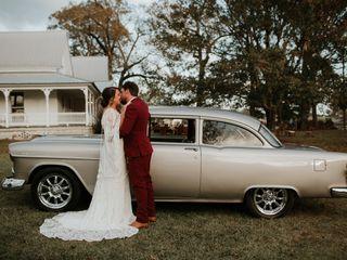 The wedding of Kristena and Joshua