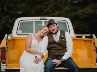 The wedding of Karlee and Mathew