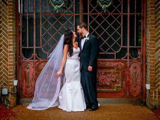 The wedding of Josh and Erica 2