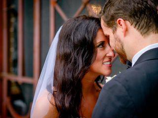 Erica and Josh's Wedding in Nashville, Tennessee 23