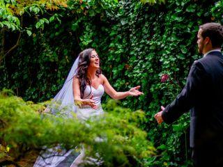 Erica and Josh's Wedding in Nashville, Tennessee 11