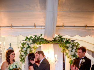 Erica and Josh's Wedding in Nashville, Tennessee 21
