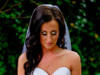 Erica and Josh's Wedding in Nashville, Tennessee 9