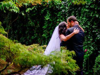Erica and Josh's Wedding in Nashville, Tennessee 12