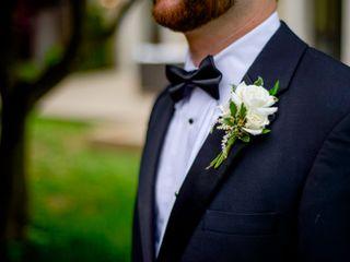 Erica and Josh's Wedding in Nashville, Tennessee 8