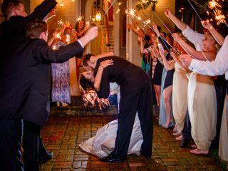 Erica and Josh's Wedding in Nashville, Tennessee 30