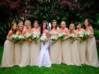 Erica and Josh's Wedding in Nashville, Tennessee 14