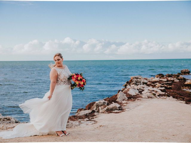 Larry and Amanda's Wedding in Marathon, Florida 19
