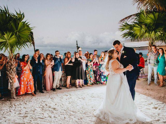 Larry and Amanda's Wedding in Marathon, Florida 25