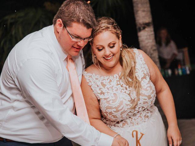 Larry and Amanda's Wedding in Marathon, Florida 26